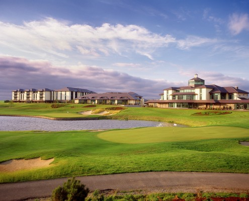The Heritage golf resort