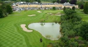 Mount Wolseley golf resort
