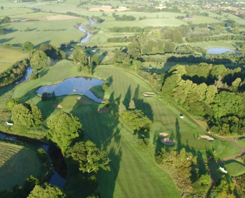 Galgorm Golf Resort