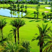 Las Americas Golf Course
