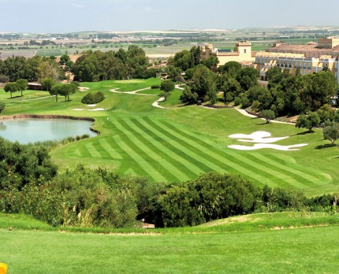 Montecastllo Golf Course