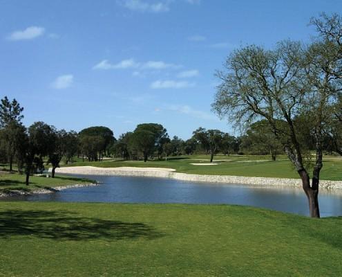 Ribagolfe Golf Course