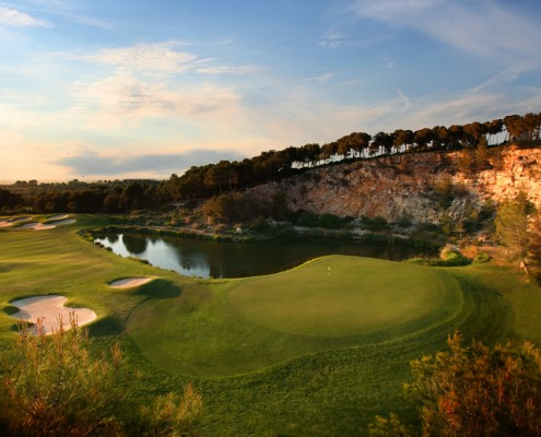 Costa Dorada Golf holidays
