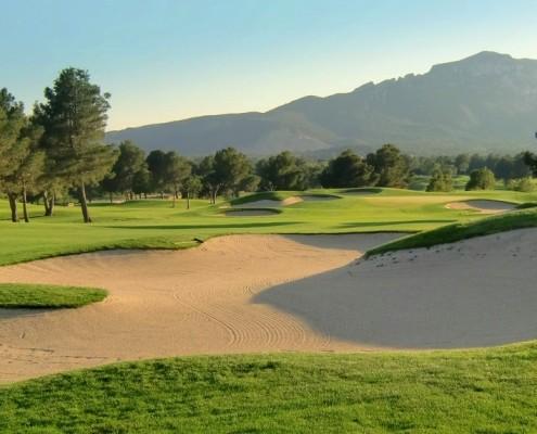 Costa Dorada Golf Holidays