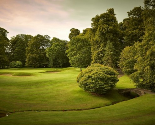 Mount Juliet golf resort