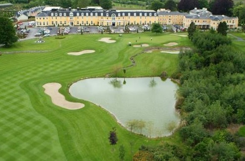 Mount Wolseley golf resort