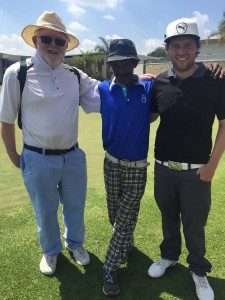 Neil O Briain Golf