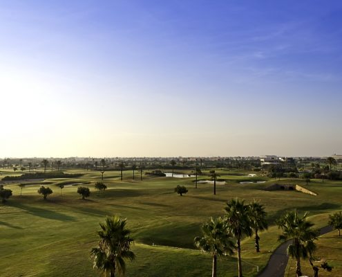 Murcia Golf Holidays