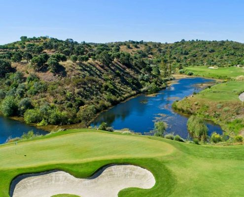 Golf holidays to Monte Rei