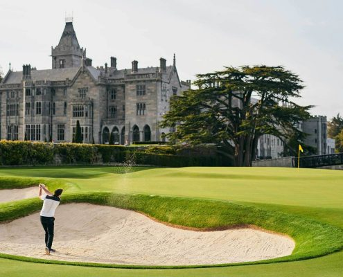 Adare Manor golf course offers