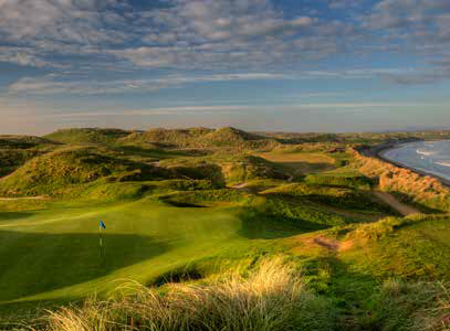 Ballybunion Golf Packages
