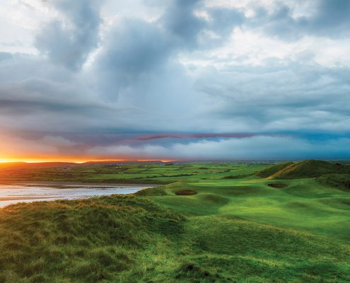 Lahinch golf course offers