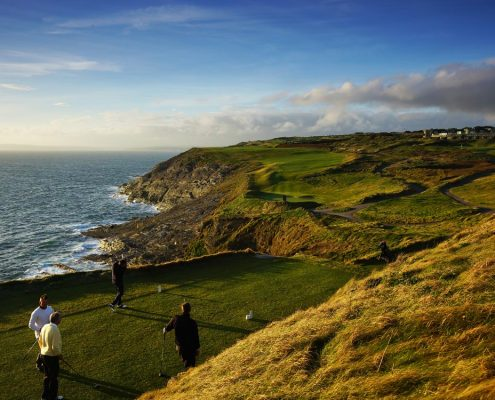 Old Head of Kinsale Golf Course Offers