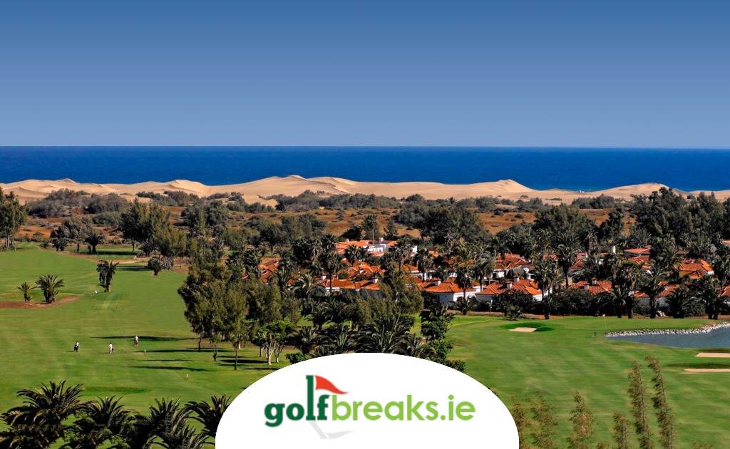 Special Offer Gran Canaria Golf Breaks