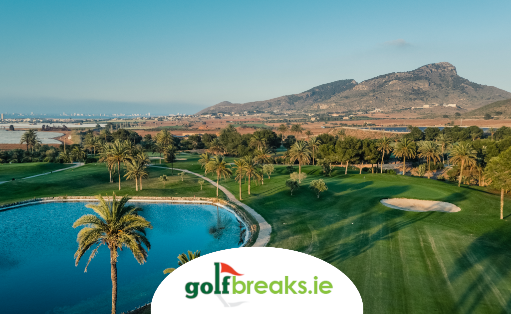Special Offer La MAnga Golf Breaks