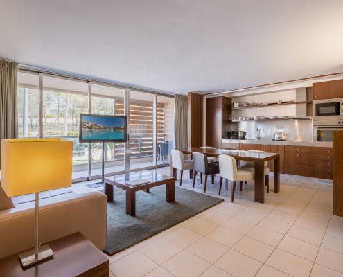 NAU Vila das Lagoas apartments