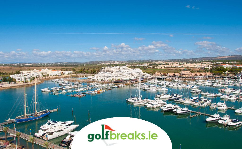 Golf breaks in Vilamoura