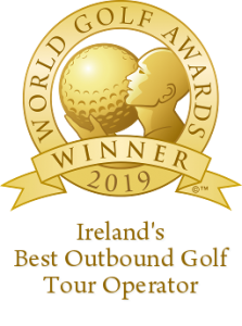 World Golf Awards Winners
