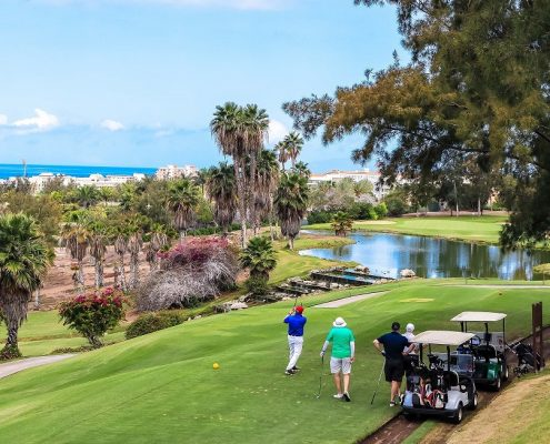 Golf Breaks in Tenerife