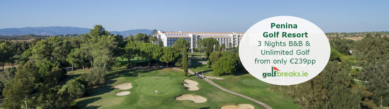 Penina Golf Resort Golf Breaks