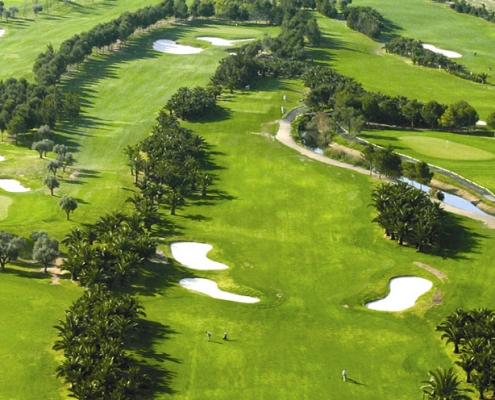 El Plantio Golf Course