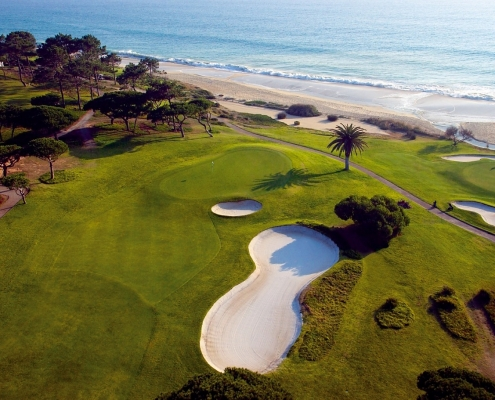 vale do lobo ocean course