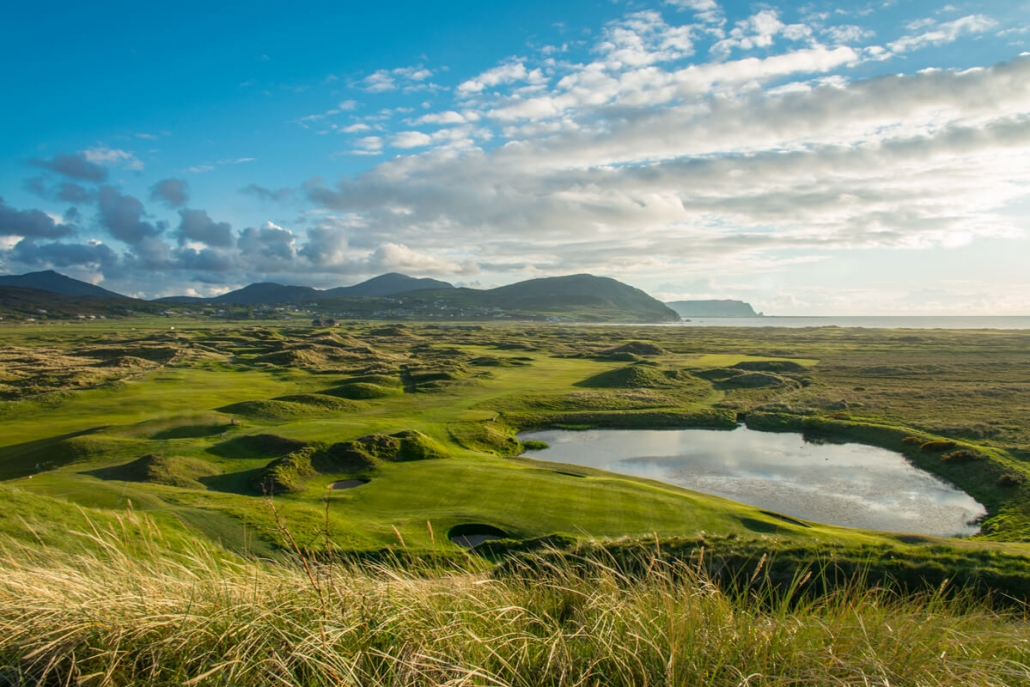 Ballyliffin Golf Breaks