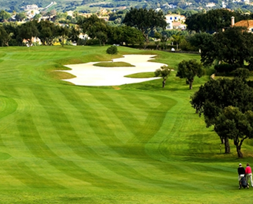 San Roque Golf Course