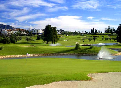 Torrequebrada Golf Course