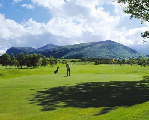 Dooks Golf Course